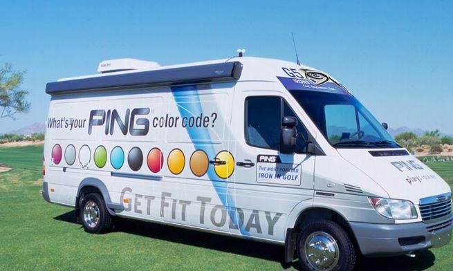 Ping Van