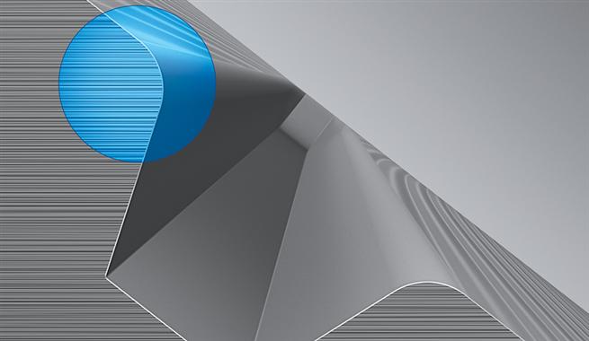 Grooves [52]: Ces rainures spécialisées augmentent la vitesse de rotation pour plus de contrôle et de précision lors des coups complets et partiels. Elles offrent également une cohérence de rotation exceptionnelle à la fois dans des conditions sèches et humides.