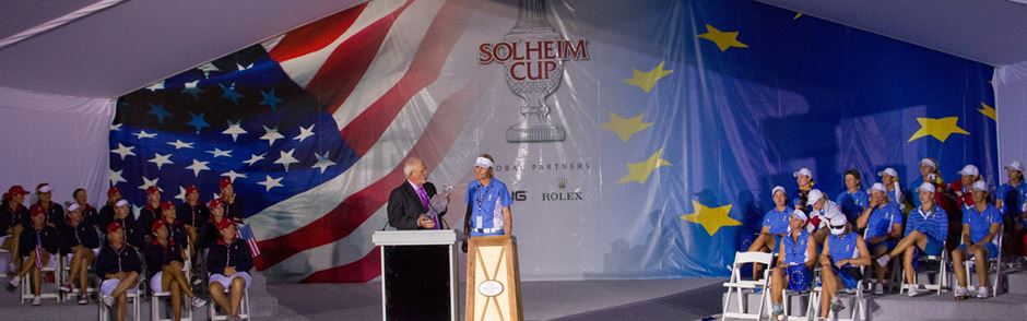 Europe dominates The Solheim Cup