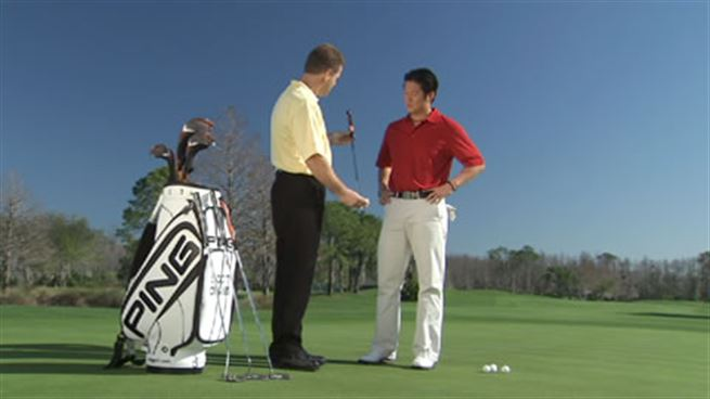 Click to view The Putter video