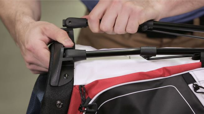 Click to view Bag Stand Assembly video